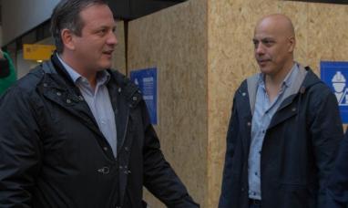 Tierra del Fuego: Javier Eposto será el nuevo secretario de seguridad y Juan D'Angelo el nuevo secretario general de gobierno