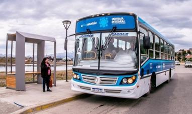 Tierra del Fuego: Jubilados y pensionados viajarán gratis en el transporte público de Ushuaia