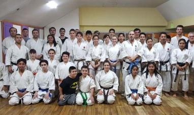 Tierra del Fuego: El karate do con la mira en los Evita 2018