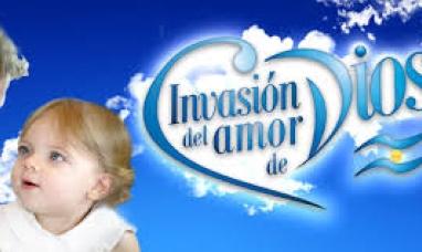"""Tierra del Fuego: Lanzamiento  de """"Invasión del amor de Dios """"en Río Grande"""