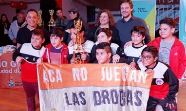 Tierra del Fuego: Las ligas deportivas del municipio de Río Grande se presentaron en sociedad