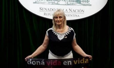 """Tierra del Fuego: María Musumeci recibió premio internacional """"Grandes Mujeres"""" 2018"""
