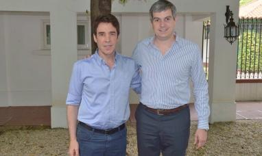"""Tierra del Fuego: Marcos Peña, dice que """"tito"""" Stefani es una gran persona y un gran dirigente"""""""