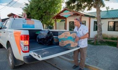 Tierra del Fuego: El ministerio de salud realiza relevamientos sanitarios en Almanza