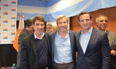 """Tierra del Fuego: El ministro Frigerio afirmó que """"el crecimiento es inobjetable"""""""