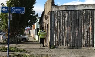 Tierra del Fuego: Muere un hombre prendido fuego cuando lo iban a desalojar de la vivienda que ocupaba