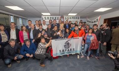 Tierra del Fuego: La municipalidad de Ushuaia cedió terrenos al SUPAAS para la construcción de 40 viviendas
