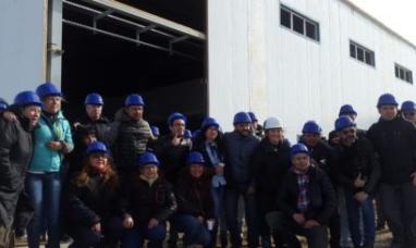 Tierra del Fuego: El municipio de Río Grande invitó a referentes barriales a recorrer la planta potabilizadora