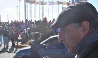 """Tierra del Fuego: Obispo D´Anníbale, """"Le pediría a cada uno de los parlamentarios que vote a conciencia"""""""
