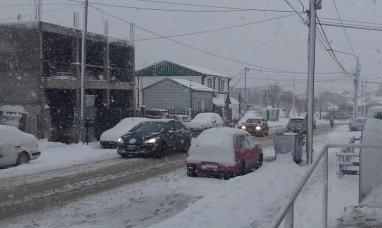 Tierra del Fuego: Operativo invierno, trabajos y recomendaciones del municipio