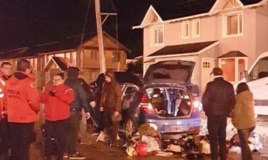 Tierra del Fuego: Operativo policial en Ushuaia con resultado positivo, dos personas tenían en su poder pastillas de LSD y cocaína