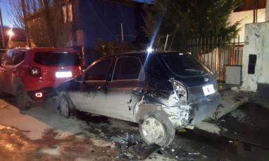 Tierra del Fuego: La policía de Ushuaia detuvo a un joven que manejaba borracho