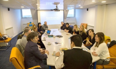 Tierra del Fuego: Presentaron el programa de prevención de adicciones en el ámbito escolar