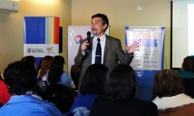 Tierra del Fuego: Prestigioso médico toxicólogo brindó conferencia sobre consumo de sustancias