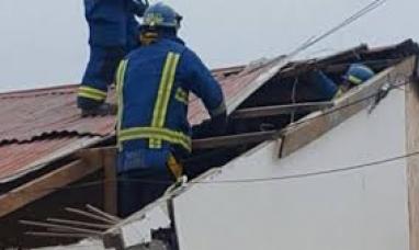 Tierra del Fuego: Pronostican fuerte temporal en Ushuaia a partir del domingo