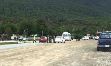 Tierra del Fuego: Realizan operativo en la ruta nacional N°3