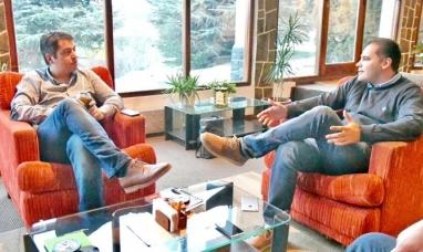 Tierra del Fuego: Reunión entre el referente de Forja en Ushuaia con diputado nacional