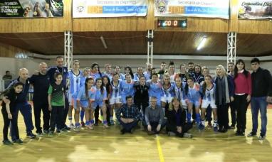 Tierra del Fuego: La selección argentina de fútbol de salón femenino pasó por la provincia