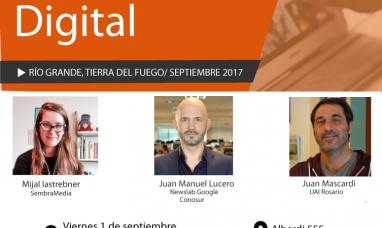 TIERRA DEL FUEGO: SEMINARIO INTENSIVO DE PERIODISMO DIGITAL EN RÍO GRANDE