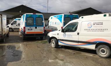 Tierra del Fuego: Sin avión sanitario familia intoxicada con monóxido de carbono evacuada en ambulancias a Ushuaia