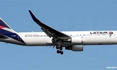 Tierra del Fuego: Tres vuelos de LATAM no llegan hoy a Ushuaia