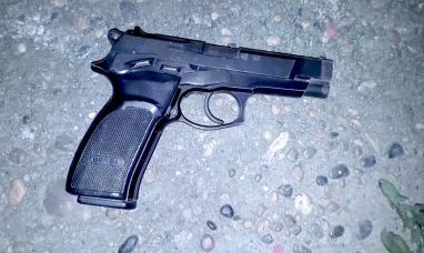 Tierra del Fuego: Una joven tenía en su mochila una pistola que le fue robada a un policía