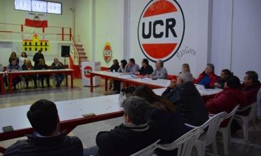 Tierra del Fuego: La unión cívica radical es cambiemos