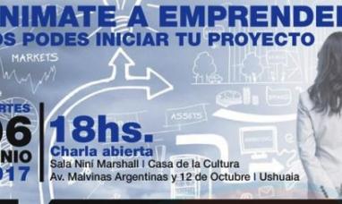 Tierra del Fuego: Universidad brindará charla para emprendedores