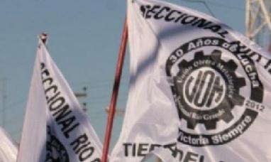 Tierra del Fuego: UOM y AFARTE se reúnen hoy en Río Grande