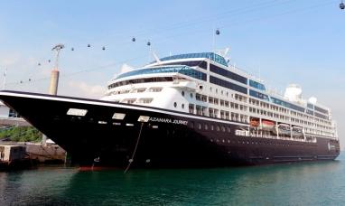 """Tierra del Fuego: Ushuaia recibirá un crucero de """"Royal Caribbean"""" con 2500 pasajeros"""