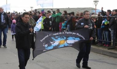 Tierra del Fuego: Veteranos de guerra convocan a una marcha en defensa de la soberanía de Malvinas