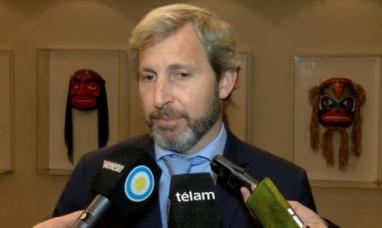 """""""Vamos a presentar acuerdos básicos de gobernabilidad para un crecimiento sostenible"""" dijo Rodolfo Frigerio"""